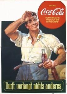 Tysk annonse fra 1939